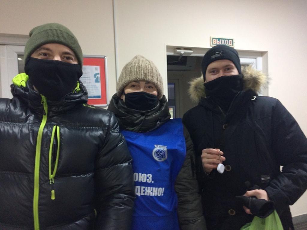 23 февраля Профком ПНТЗ